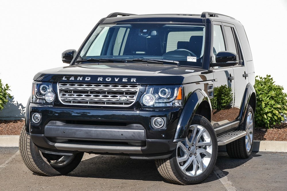 Pre-Owned 2016 Land Rover LR4 Silver Edition