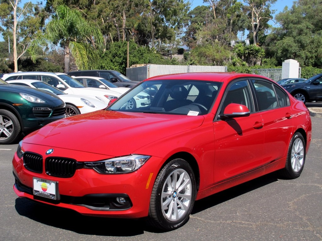 Pre Owned 2017 BMW 3 Series 320i