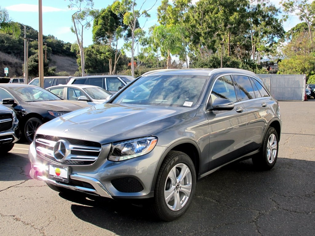Pre owned 2017 mercedes benz glc glc 300 suv in santa for Pre owned mercedes benz suv