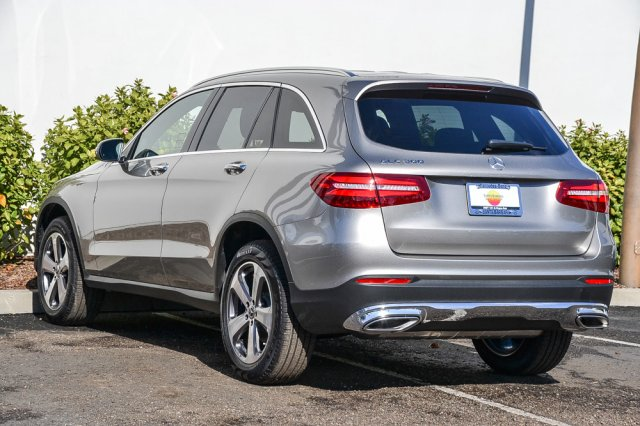 New 2019 Mercedes-Benz GLC 300 RWD Sport Utility