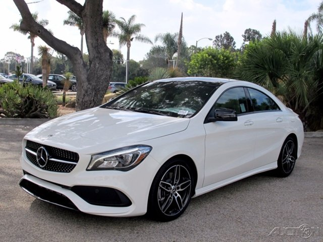 New 2018 mercedes benz cla cla 250 coupe in santa barbara for 2018 mercedes benz cla 250 coupe