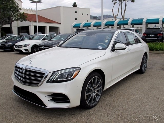 Smart Car Lease >> New 2018 Mercedes-Benz S-Class S 450 SEDAN in Santa Barbara #M10254 | Santa Barbara Auto Group
