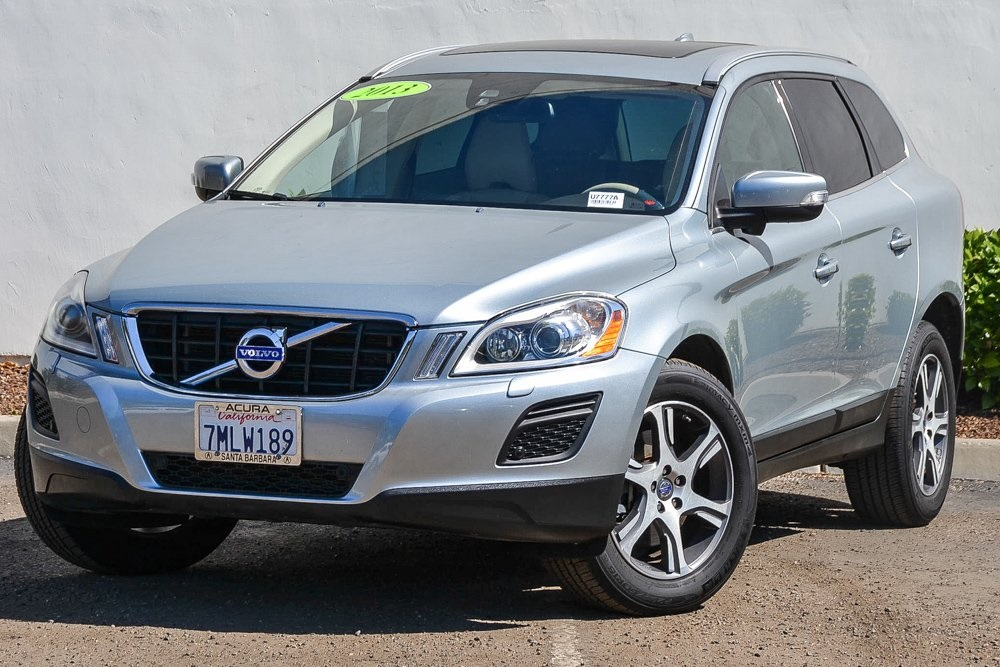 Pre-Owned 2013 Volvo XC60 T6 Premier Plus