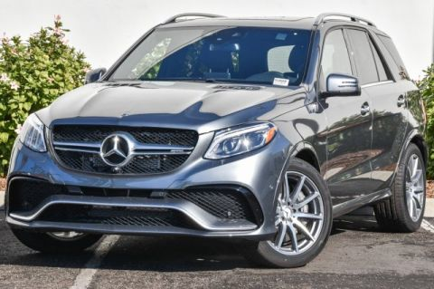 New 2019 Mercedes-Benz GLE AMG® GLE 63 SUV